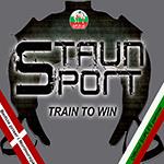 Logo for Staun Sport, som er partner med Coach Mølvad